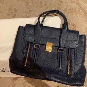 Navy Blue Phillip Lim Bag